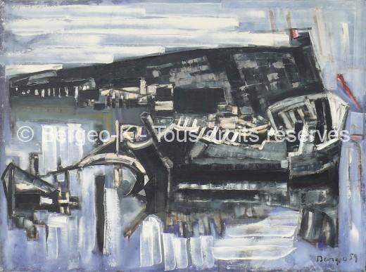 Épaves noires (Marseille - 1959) - 60F