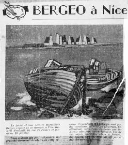 Bergeo à Nice