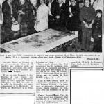 Bergeo à la Salle Basse - La Marseillaise - 6 Sept 1973