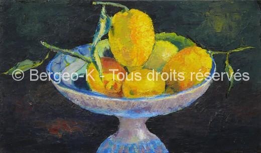 Citrons (Montaren) - 1992 - 8M