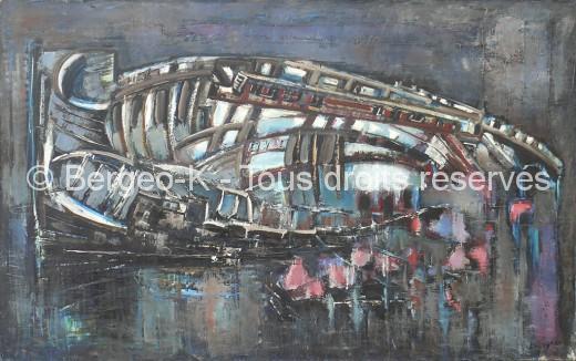 Épave rose (Marseille-1959) - 60M