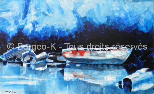 Épaves bleues (Marseille - 1987) - 60M