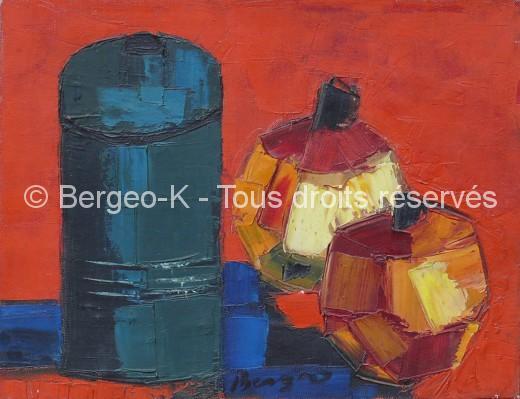 Grenades au pot d'étain (Marseille - 1955) - 4P