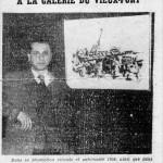 Galerie du Vieux-Port - Journal Les Arts - 1957