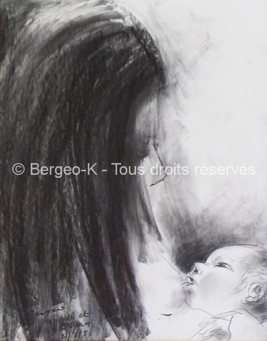 Maternité - 1983 - 5F