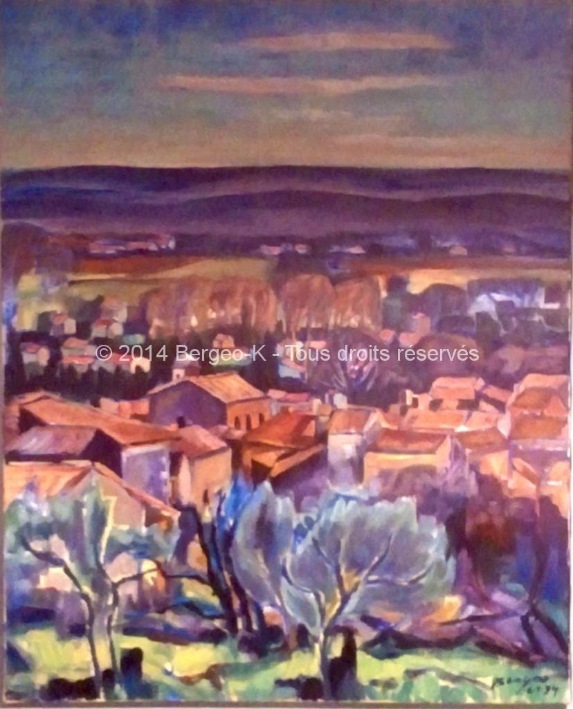 Paysage - 1998 - 20F